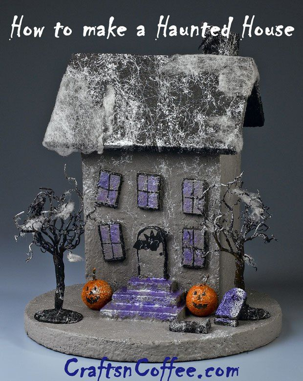 17 best images about halloween on pinterest tim holtz for Make your own halloween decorations