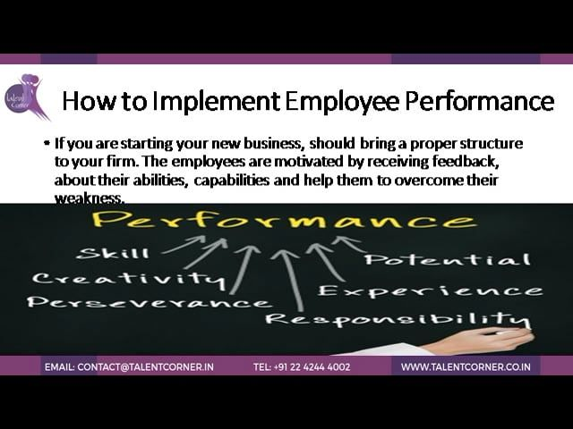 p5 explain how employee performance is The age-old question: how to improve employee performance if the question ever crossed your mind, then this is the article for you but improving and maintaining high performance is one of the biggest challenges faced by any organization, and the matter of the fact is there is no secret, magical.