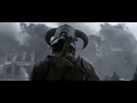 The Elder Scrolls V: Skyrim Trailer #games #Skyrim #elderscrolls #BE3 #gaming #videogames #Concours #NGC