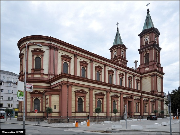 Cathedral of the Divine Saviour (Katedrála Božského Spasitele) is not only the biggest Catholic church in Ostrava, but also is the seat of Bishop of the Diocese of Ostrava-Opava.