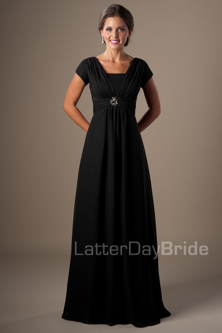 Modest Prom Dresses : Reed