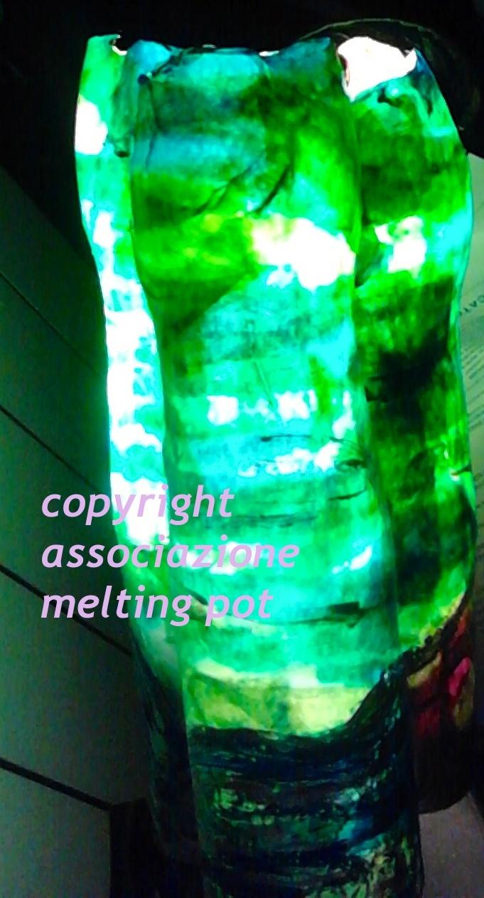 siren lamp, side two