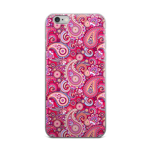 Paisley in Pink