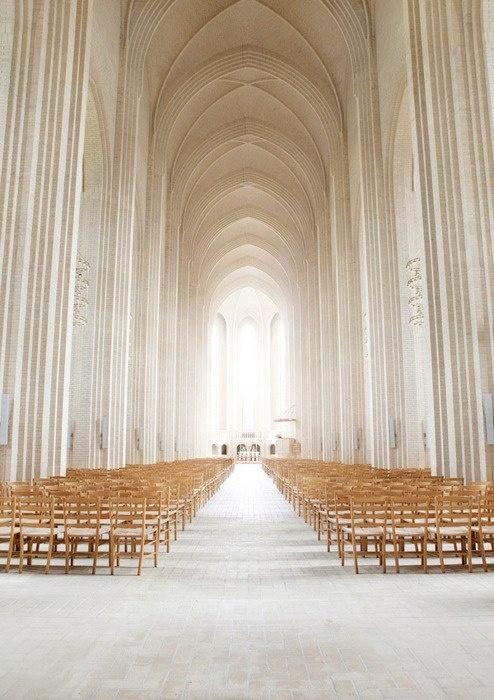 Grundtvigs Church - Copenhagen, Denmark