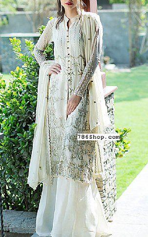 Light Green Chiffon Suit | Buy Iznik Pakistani Dresses and Clothing online in USA, UK