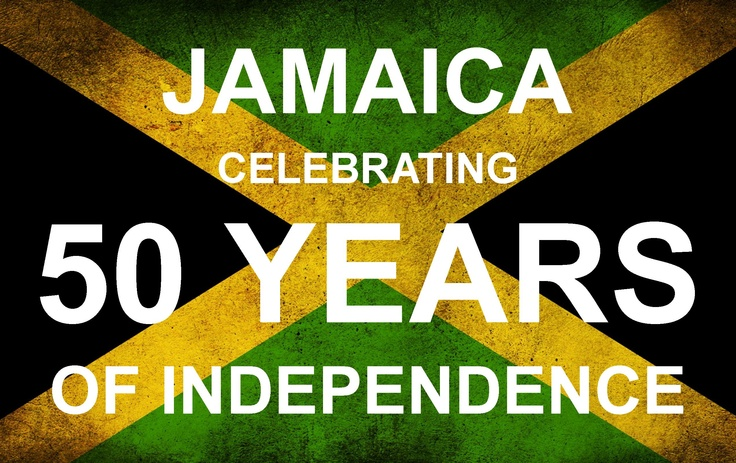 JAMAICA INDEPENDENCE DAY AUGUST 6, 2015