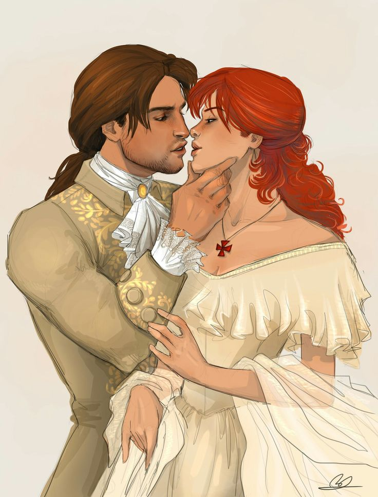 I didn't really care for their relationship but I do wish that Elise lived.  She is probably my favorite templar.