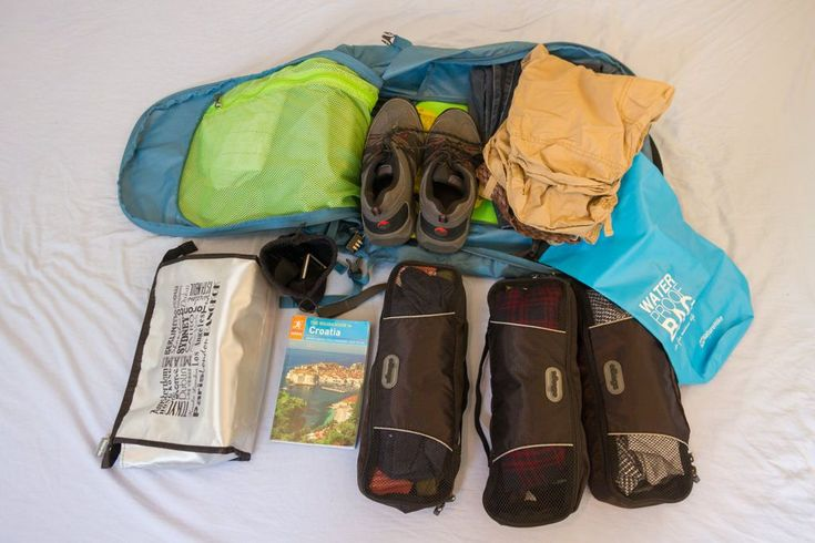Avoid travelling like a mule! Learn how to pack for a backpacking trip or holiday using carry-on luggage only. Includes gear used & full packing list.