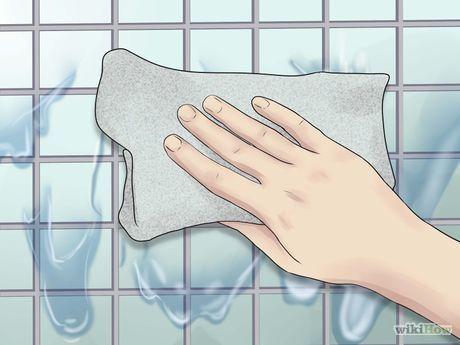 eliminar el moho del baño | Molde de baño, Pared del baño ...