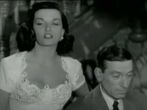Hoagy Carmichael & Jane Russell - My Resistance Is Low from the movie The Las Vegas Story (1952)