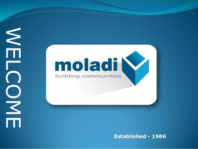 Low Cost Housing - moladi plastic formwork building system