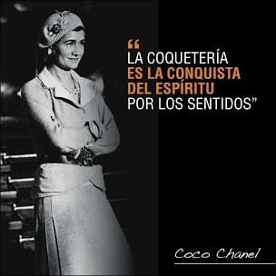 MODELO DE MUJER - Coco Chanel