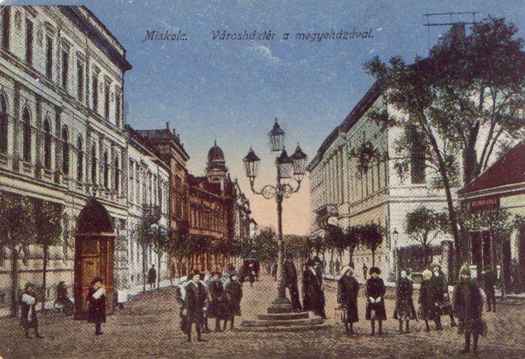 Miskolc, Városház tér