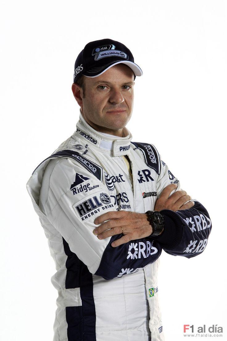 Rubens Barrichello - 1993-2011  Jordan, Stewart, Ferrari, Honda, Brawn, Williams-