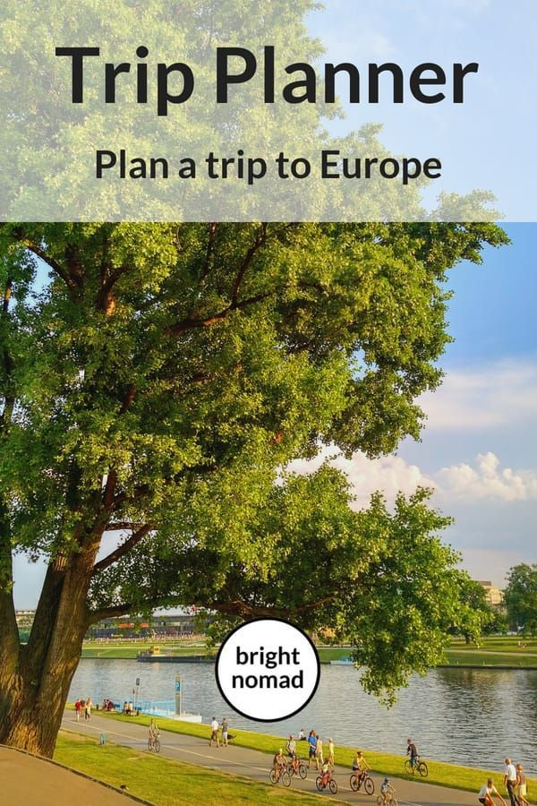 Trip Planner in 2018 EUROPEAN TRAVEL Pinterest Travel, Travel