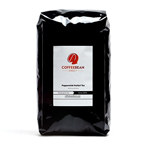 Coffee Bean Direct Herbal Peppermint Loose Leaf Tea 2 Pound Bag ** You can find more details by visiting the image link. Note: It's an affiliate link to Amazon.