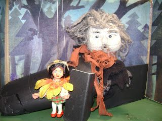 Froso Chatoglou: ΤΟ ΚΑΝΟΝΙ THΣ ΕΙΡΗΝΗΣ (κουκλο-θεατρικό)