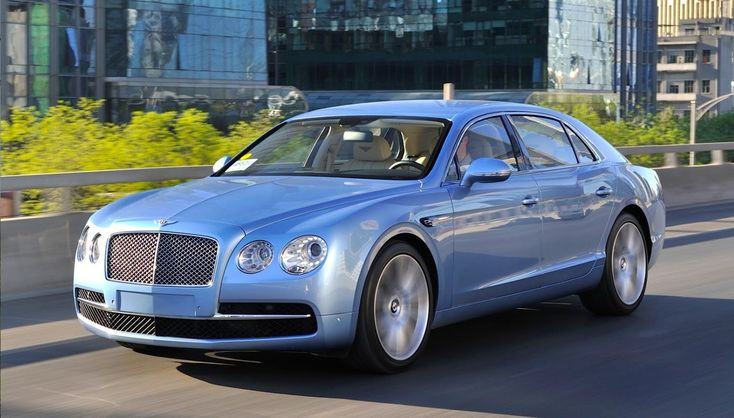 2014 Bentley Flying Spur: Uber-Luxury Sedan Makes its Mark in China! - Ignition Episode 68