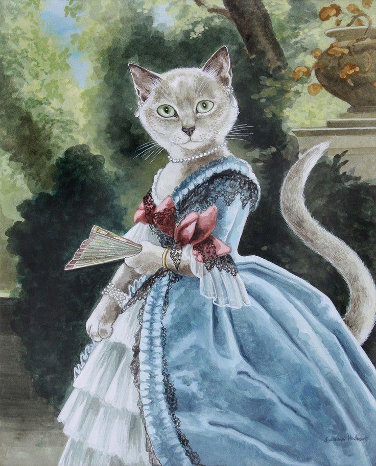 королева кошка картинки для размещения