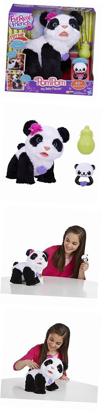 FurReal Friends 38288: Furreal Friends Pom Pom My Baby Panda Pet -> BUY IT NOW ONLY: $73.32 on eBay!