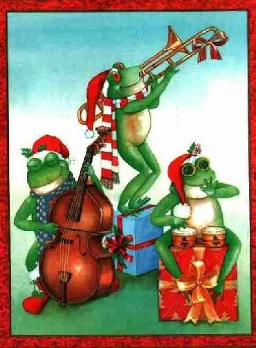 MCH-music and frog...