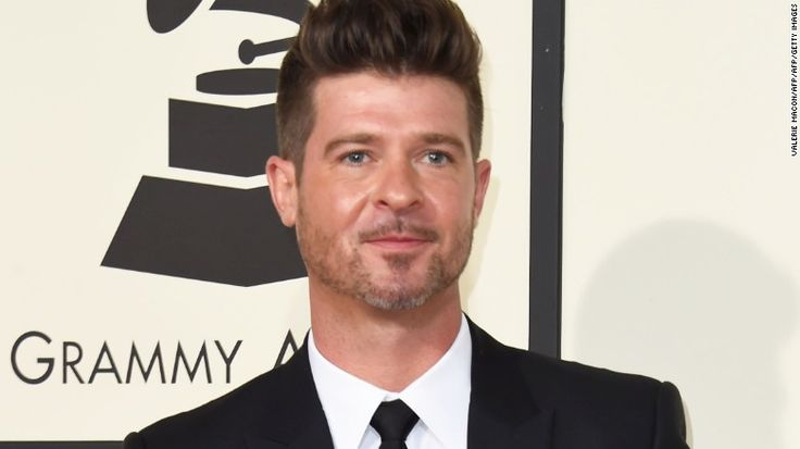 Robin Thicke's emotional tribute to father Alan Thicke - CNN.com