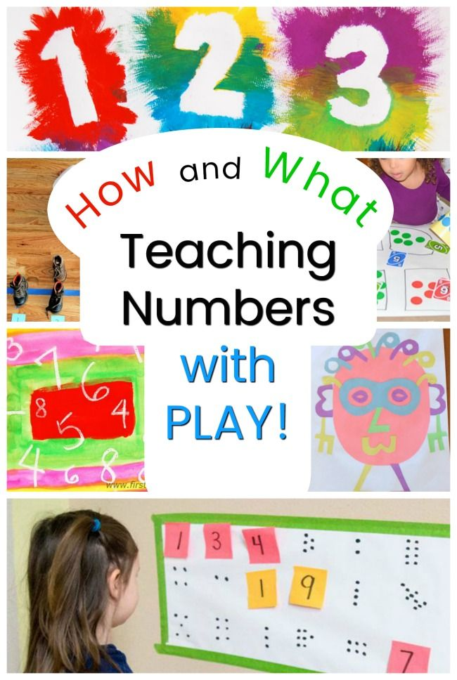 Numerous Nifty Number Activities For Preschool Numbers Preschool Number Activities Preschool Math Activities Preschool Number activities for preschoolers at