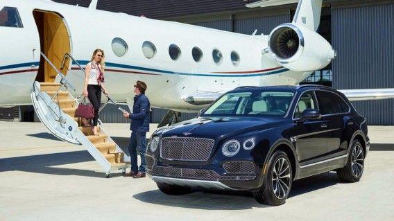 Bentley launches new concierge service