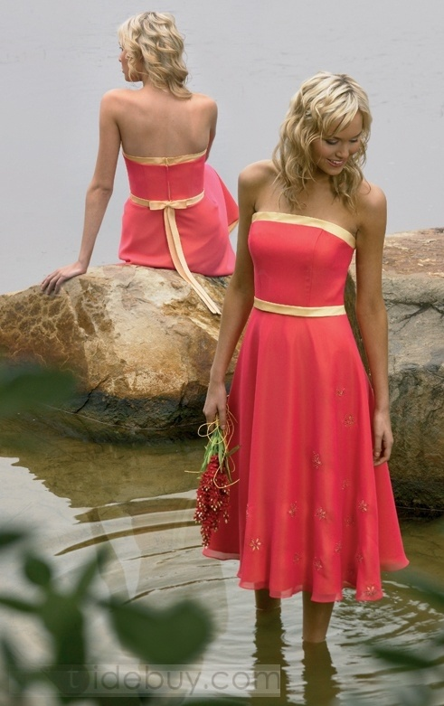 possible bridesmaid dress...they have so many to choose from!
