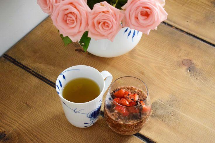 28 days without sugar! Join me ❤️ #sugarfree #flowers #teatox #detox #diet #healthy #breakfast #healthybreakfast #pink #pinkroses #roses