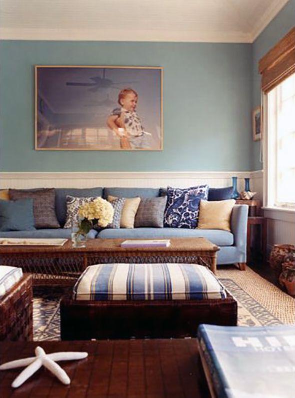 Artsy Living Room: Artsy Family Photo Inspiration