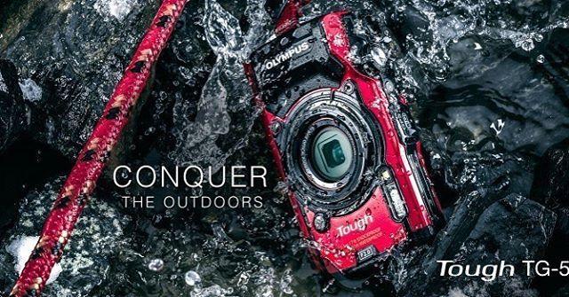 Sapasağlam Bir Fotoğraf Makinesi Olympus Tough TG 5