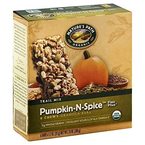 28 best low fodmap granola bars images on pinterest cereal bars natures path organic chewy granola bars flax plus trail mix pumpkin n spice solutioingenieria Choice Image