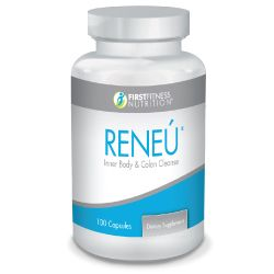 Reneú® Ultimate Inner Body & Colon Cleanse  Are you: • Interested in cleansing and detoxifying your body? • Having trouble losing weight? • Frequently irregular, constipated and/or bloated? • Interested in supporting permanent weight loss, and ridding your body of stubborn, excess fat?  MacyMartin.FirstFitness.com