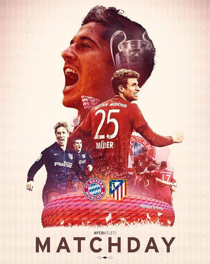 Reprodução/Facebook oficial Bayern de MUnique