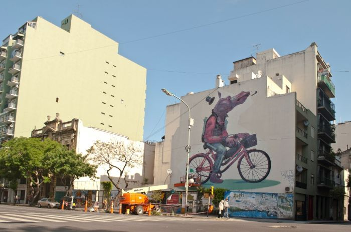 Agenda Cultural - URBANA, el festival de Arte Urbano se presenta en BADA