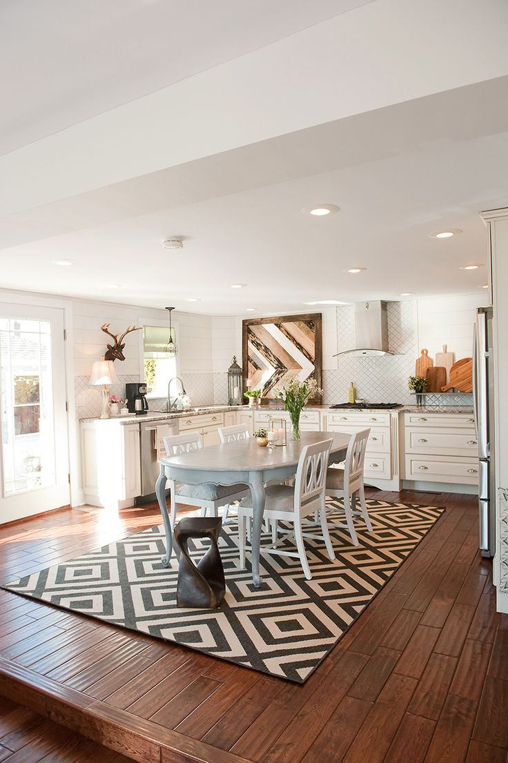 our kitchen with no upper cabinets and no kitchen island white kitchen island instead of table kitchen pinterest