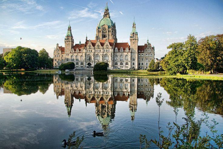 Das Neue Rathaus (34 Bilder, die beweisen, dass Hannover die schönste Stadt Deutschlands ist)