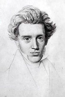 Søren Aabye Kierkegaard  (5 May 1813 – 11 November 1855) was a Danish philosopher, theologian and religious author. He was a critic of idealist intellectuals and philosophers of his time, such as Georg Wilhelm Friedrich Hegel, Friedrich Wilhelm Joseph Schelling and Karl Wilhelm Friedrich Schlegel. He was also critical of the state and practice of Christianity, primarily that of the Church of Denmark. He is widely considered to be the first existentialist philosopher.