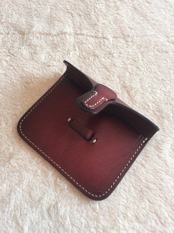 Leather coin wallet,Leather Card Wallet,Leather Cardholder ,Card wallet ,Credit Card Holder,Leather