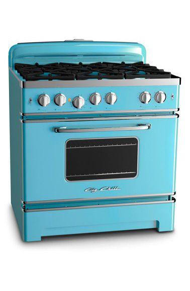 36u2033 Big Chill Stove $5,495.00 · Big ChillVintage KitchenStainless SteelRetro  AppliancesModern ...