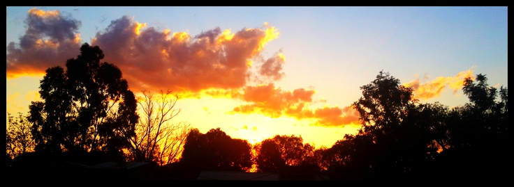 Another beautiful Roma sunset