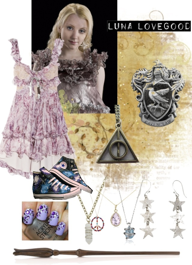 Luna lovegood inspired outfit | Fashion Inspired by Movies ...