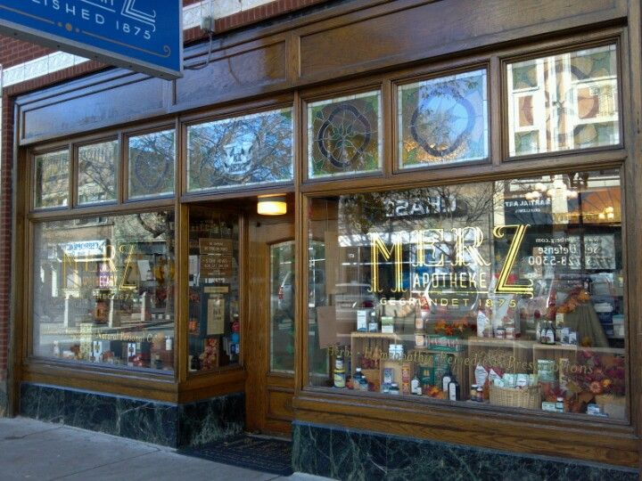 Merz Apothecary in Chicago, IL