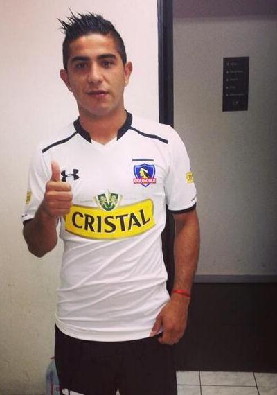 Colo Colo Jersey 2014