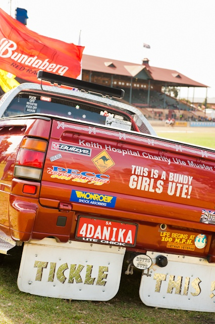 Ute Competition - 2012
