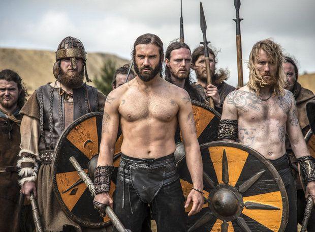Como era o treinamento de um guerreiro viking?