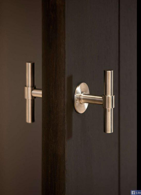 95 best mOdern door handle images on Pinterest Modern door - sockelleiste für küche