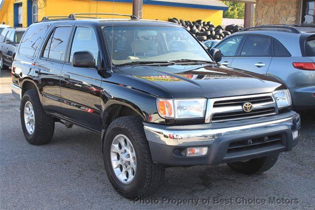 Jeeps For Sale In Tulsa 2000 Used Toyota 4Runner 4dr Manual 4WD at Best Choice ...