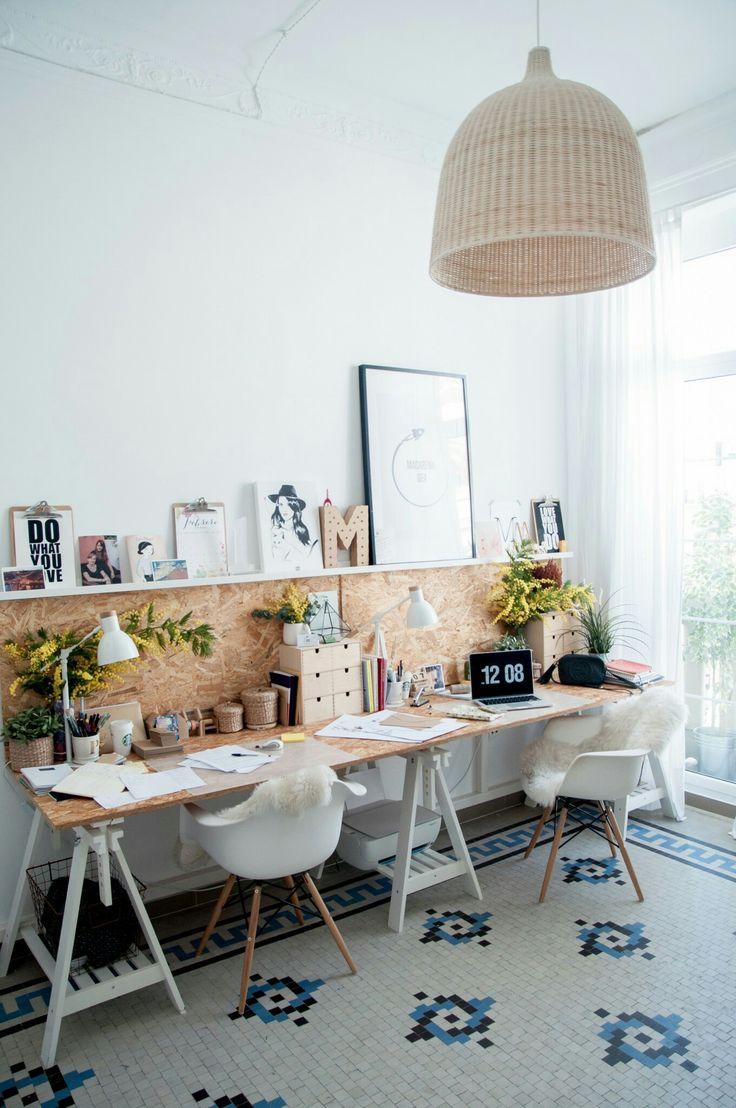 12 besten flei ig bilder auf pinterest arbeitszimmer for Gute schreibtische